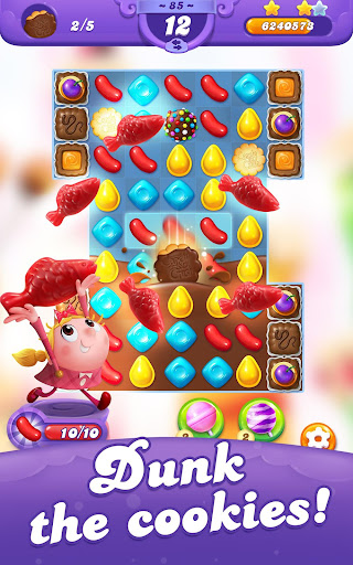 Candy Crush Friends Saga - screenshot