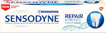 Sensodyne Repair & Protect Daily Repair Toothpaste - 75ml