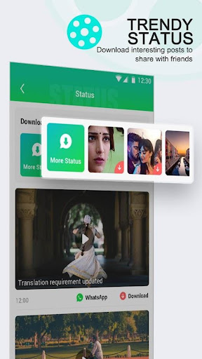 UC Mini-Download Video Status & Movies 12.12.9.1226 Screenshots 5