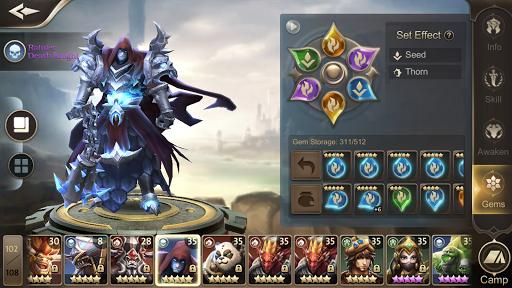 Télécharger Rise of Heroes - RoH mod apk screenshots 5