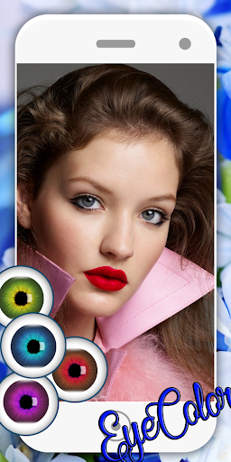 Change Eye Color 9.1 screenshots 1