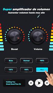 Amplificador de volumen - amplificador de sonido