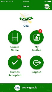 Play Us GAA- screenshot thumbnail