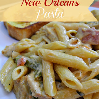 New Orleans Pasta