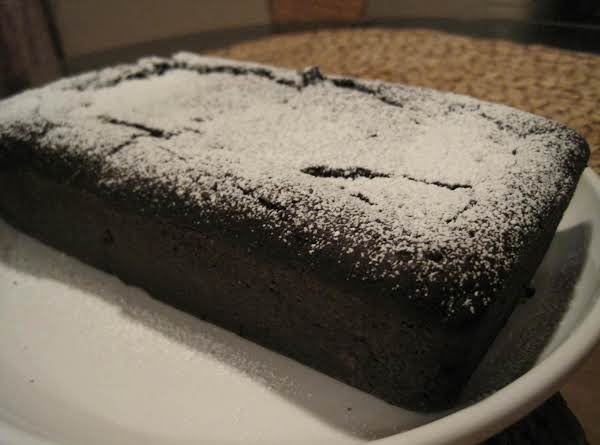 Double Chocolate Loaf Cake Recipe