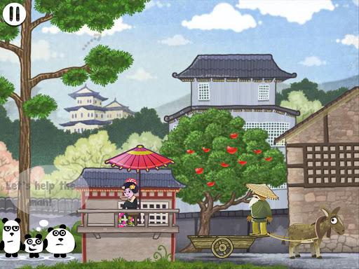 3 Pandas in Japan : Adventure Puzzle Game screenshots 12