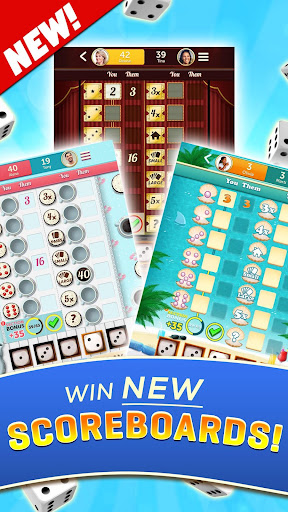 Download Dice With Buddiesu2122 Free - The Fun Social Dice Game MOD APK 5
