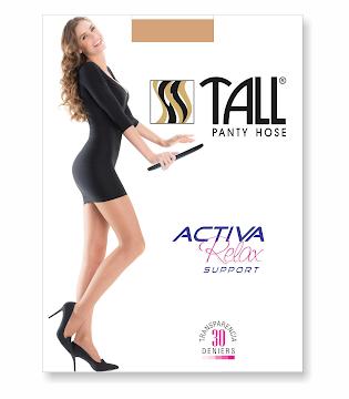 Media Pantalon Tall   Activa Color Bronceado Talla M
