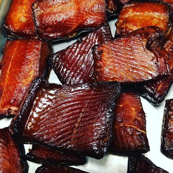 From Instagram: Dry Brined Salmon Https://www.instagram.com/p/bkdfcs4hyhl/