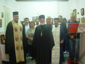 Photo: Visita pastoral 2008 Msr. LUKA