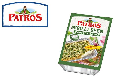 Bild für Cashback-Angebot: Patros Für Grill & Ofen - Patros