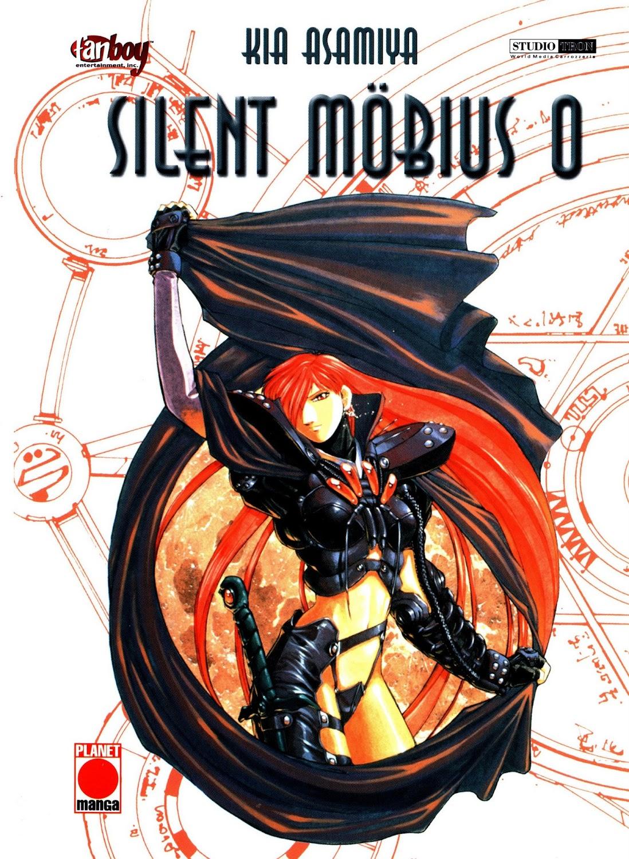 Silent Möbius (2002) - komplett
