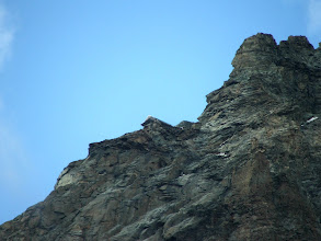 Photo: Il Rifugio Carrel