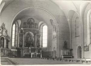 Photo: Wnętrze kościoła. Zdjęcie: ks. Jan Kapołka.