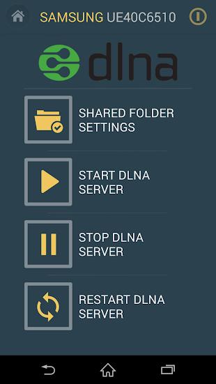 Samsung TV Remote DLNA AdFree- screenshot thumbnail