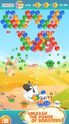 Bubble Sheep Adventures - screenshot