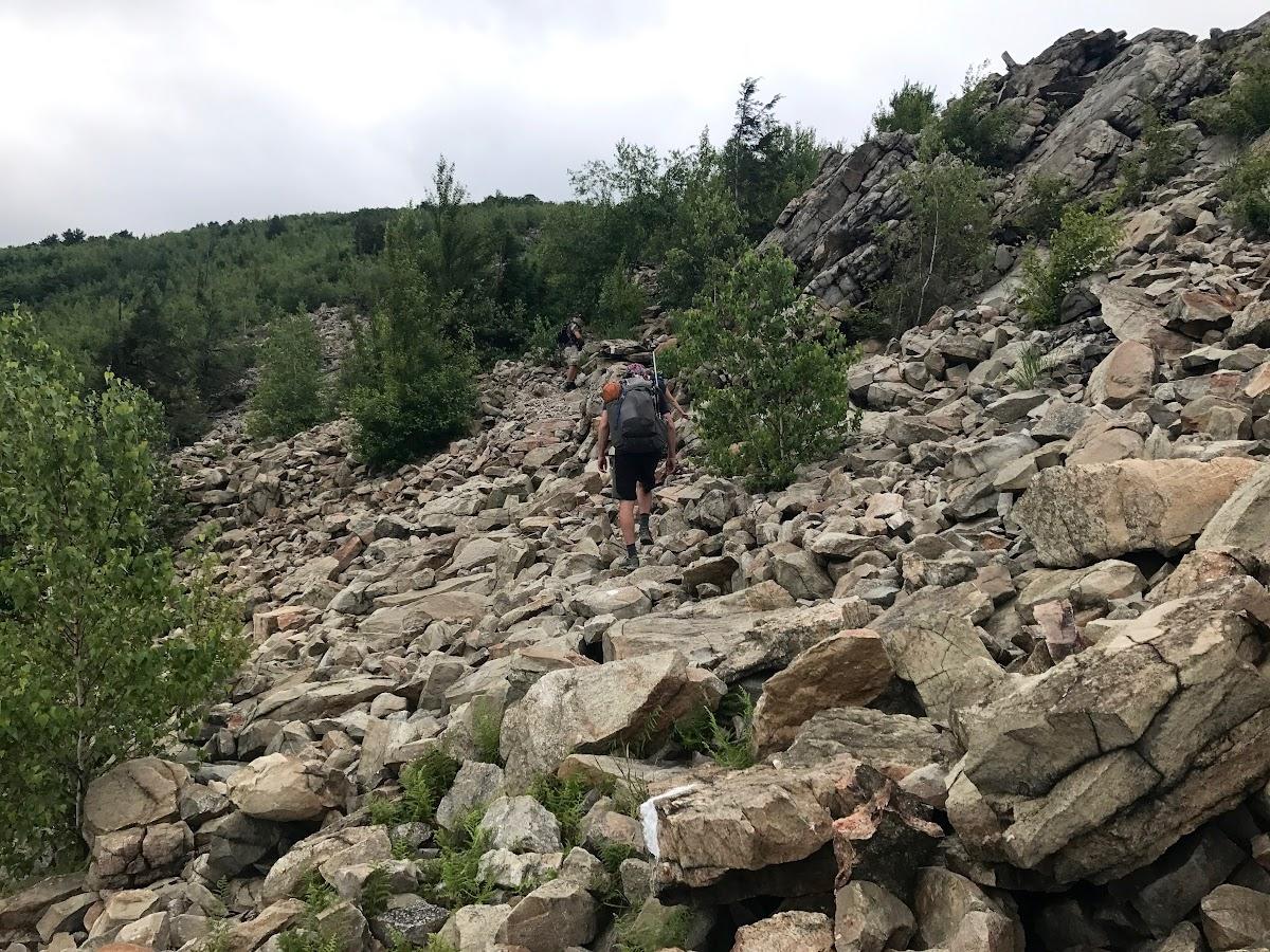 Appalachian Trail by State // Crossing Pennsylvania - Photo by: Greg Seymour
