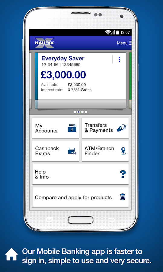 Halifax Mobile Banking app - Android Apps on Google Play