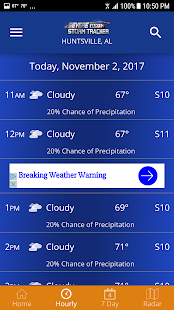 WAAY Weather - náhled