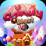Queen Candy Fun Crush - Match Bomb Blast
