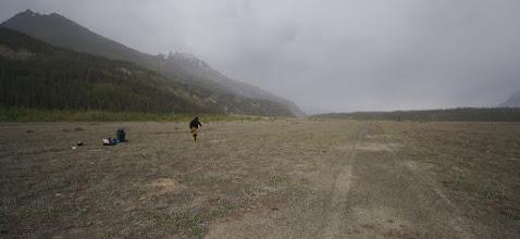 Photo: Hubbards Landing strip. 11 th of June 2008.
