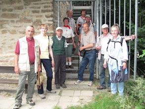 Photo: Wanderung mit Kräuter-Benno zum Harly-Turm