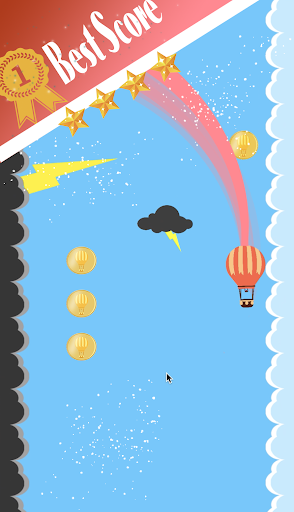 Rise the balloon up screenshot 5