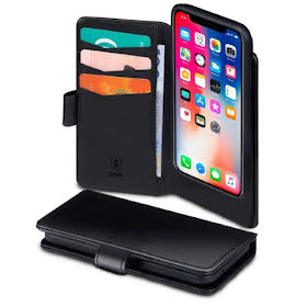 SiGN 2 in 1 Magnetic Case Iphone XS Max BLACK-2