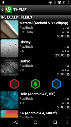 玩個人化App|PP Theme – Gothic免費|APP試玩