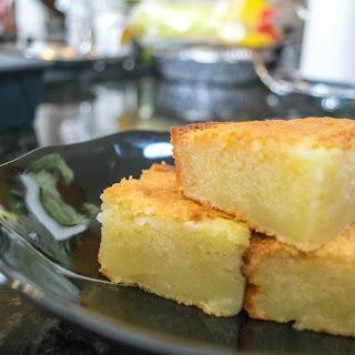 Butter Mochi Recipe バター餅
