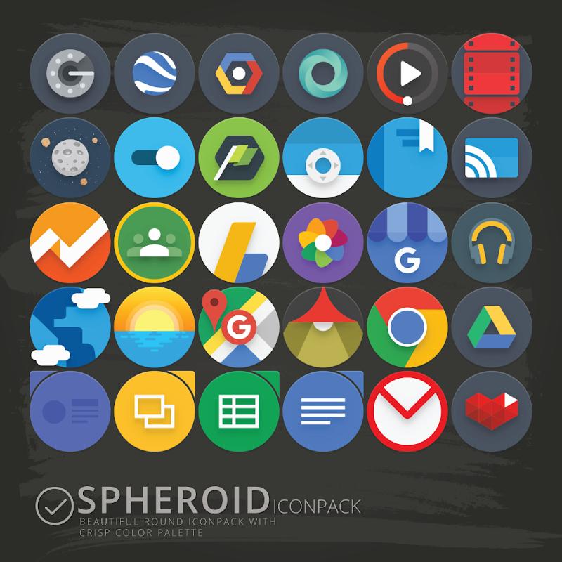 Spheroid Icon Screenshot 11