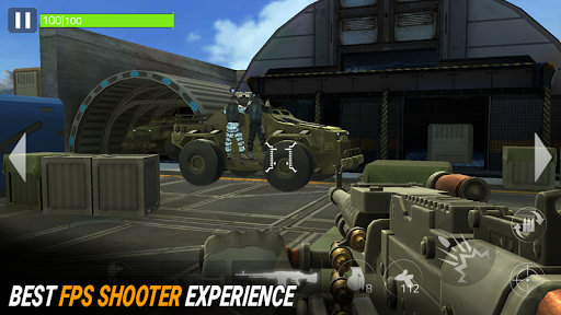 Code Triche Fire Sniper Combat: FPS 3D Shooting Game APK MOD screenshots 4