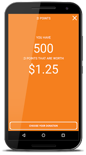 Dlyted: Shop, Earn, & Give- screenshot thumbnail