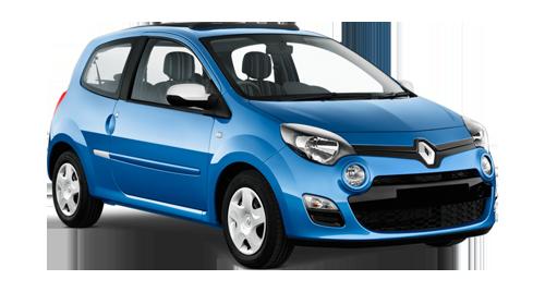 Clé Renault Twingo II
