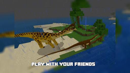 Jurassic Craft Mod 2020 screenshot 3