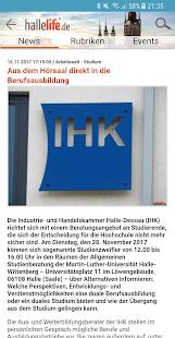 Hallelife.de - náhled