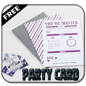 Party Card Invitation