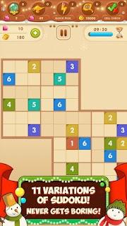 Sudoku Quest screenshot 05