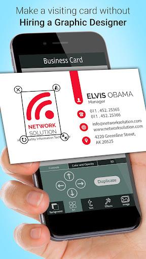 Business Card Maker Apk 2