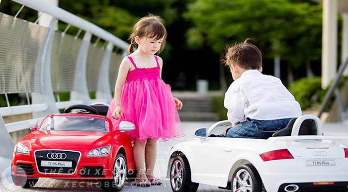 nâng cấp động cơ ô tô điện trẻ em 1