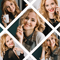Photo Collage Maker, PIP, Photo Editor, Grid icon