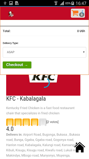KFC Uganda for PC