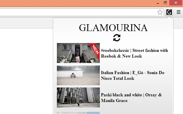 Glamourina.net Fashion and Lifestyle blog