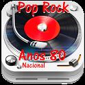 Anos 80 90 Nacional Mp3 Player Melhor do Pop Rock icon