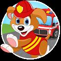 Puppies Fire Patrol icon