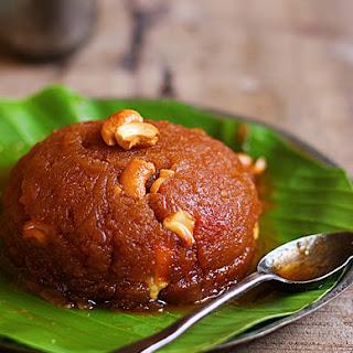 Ashoka halwa recipe   Diwali 2016 sweets recipes