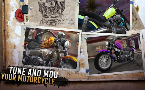 Moto Rider GO: Highway Traffic MOD APK (Unlimited Money) 4