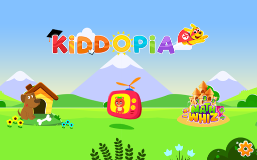 Kiddopia - Preschool Learning Games apkmr screenshots 16