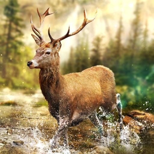 Hunting Clash: Jogo de Caça. Simulador de Tiro