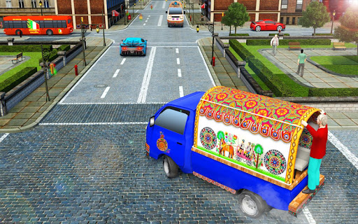 Real Van Driving Games 2018: Public Transport for PC